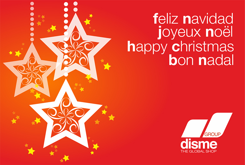 Disme Group - The Global Shop - Error, noticia: Happy Christmas!